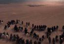 Ойраты-огеледы… пересекли реку Манкан