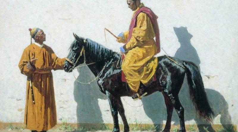 Два вопроса Шакур-ламы