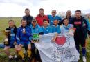 Команда Партии пенсионеров – победитель межрегионального футбольного турнира